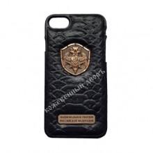 Накладка на телефон - Iphone 7 с гербом НАЦИОНАЛЬНОЙ ГВАРДИИ